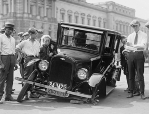 The History of Car Insurance